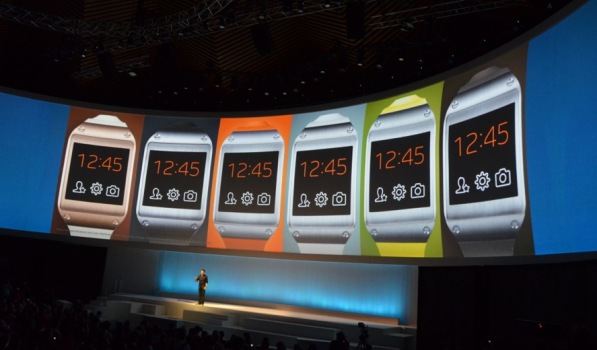 Samsung представили Galaxy Note 3, смарт-часы Galaxy Gear и обновленный планшетник Galaxy Note 10.1 (видео)