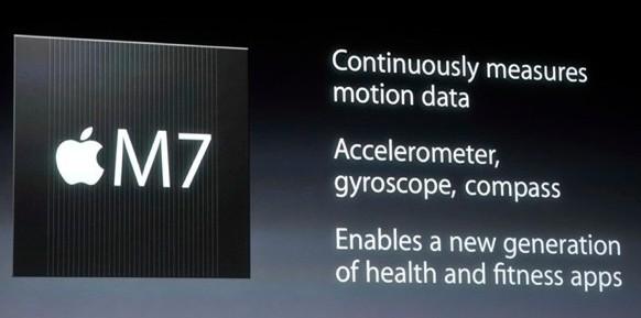 Стало известно больше о «сопроцессоре движения» в iPhone 5S