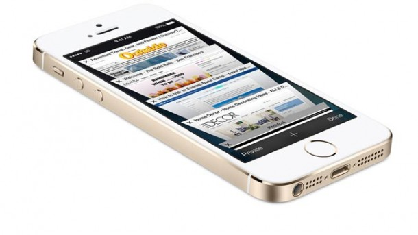 Apple попросили поставщиков увеличить на треть производство iPhone 5S в золотистом корпусе