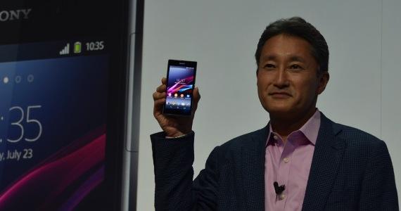 Пресс-конференция Sony на IFA 2013: много 4К, Xperia Z1, камеры-объективы QX 10 и 100 с адаптером