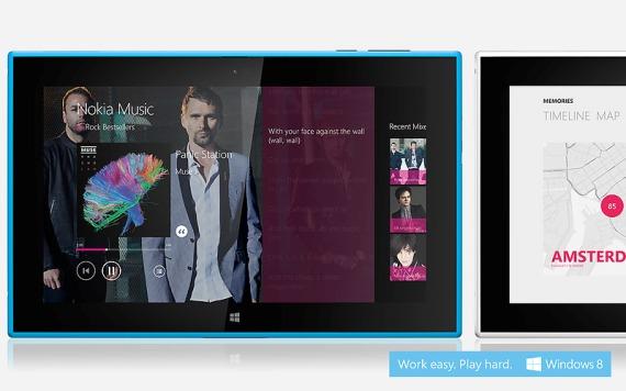 Планшетник Nokia Lumia 2520: до 16 часов автономной работы