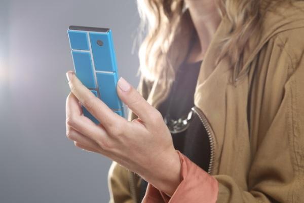 Motorola Project Ara – концепция модульного телефона