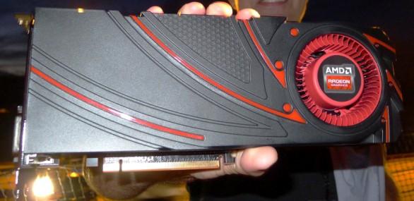 Технические характеристики и цена AMD R9 290X утекли в Сеть