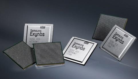 Samsung могут выпустить 14-нм 64-битный чип Exynos 6 для Galaxy S5