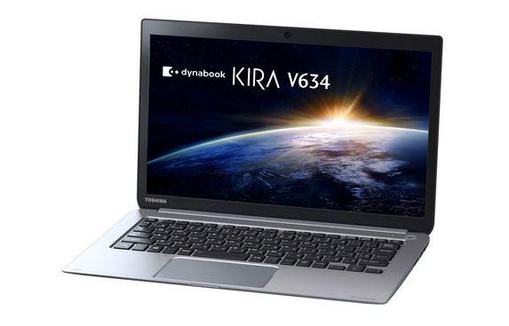 Ультрабук Toshiba Kira проработает 22 часа от одного заряда аккумулятора