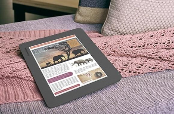 Первая в мире читалка с цветным дисплеем и подсветкой PocketBook ColorLux