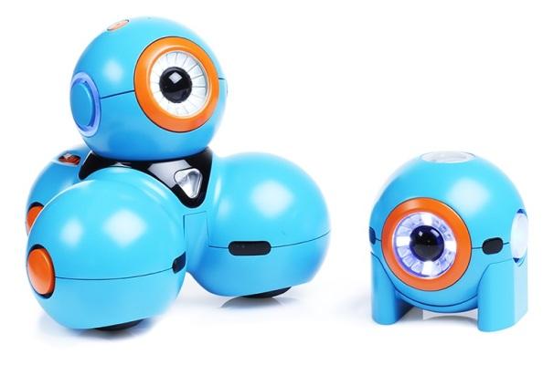Игрушечные роботы научат детей основам программирования