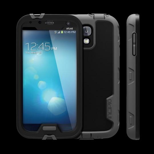 Чехол Atlas для Samsung Galaxy S IV с 4 уровнями защиты