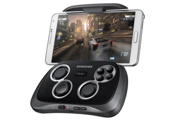 Геймпад для гаджетов Samsung Galaxy выходит в продажу