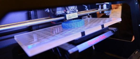 Dell и производитель 3D-принтеров MakerВot стали партнерами
