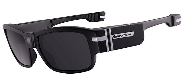 «Шпионские» смарт-очки Pivothead SMART