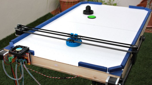 air-hockey-robot