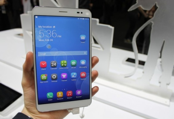 MWC 2014: новый YotaPhone, Sony Xperia Z2, Xperia Z2 Tablet, Huawei MediaPad X1 и Samsung Gear Fit