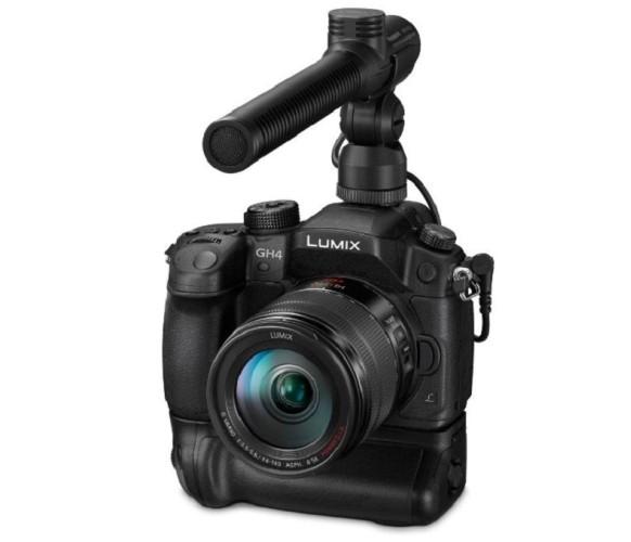 Первая в мире беззеркальная камера с записью 4К-видео от Panasonic