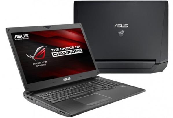 Asus анонсировали новые игровые ноутбуки с видеокартами новейшей линейки NVIDIA 800M