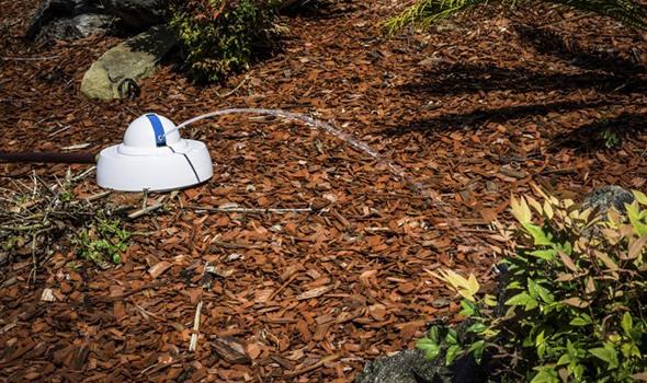 «Умная» поливалка для точного полива растений позволит сэкономить до 90% воды