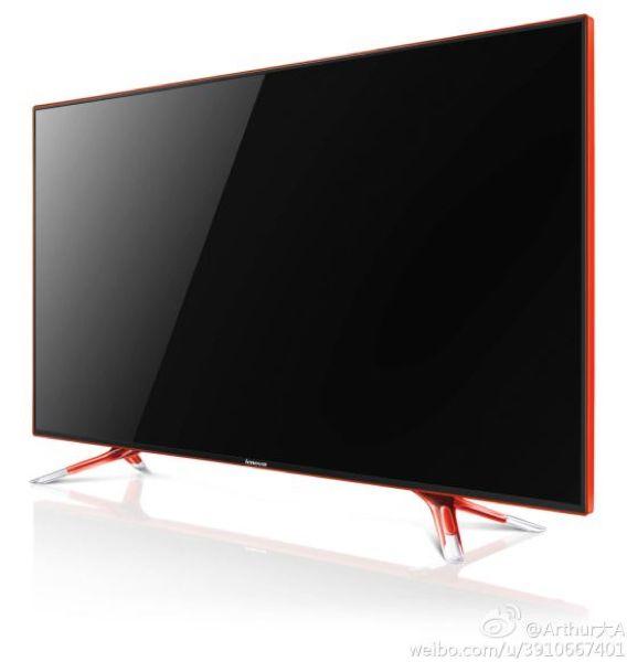 Lenovo готовят самый производительный 4К-телевизор с технологией Smart TV?