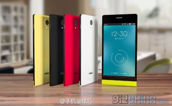 K Touch Nibiru Mars One H1 – самый дешевый восьмиядерный Full HD-смартфон в мире
