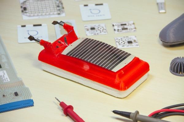 Printoo – гибкая модульная Arduino-платформа толщиной с бумагу