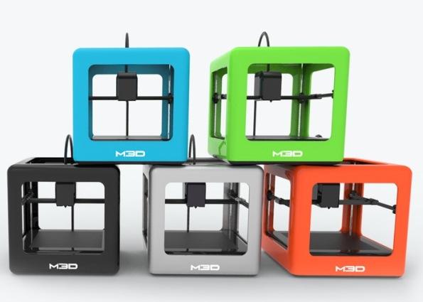 3D-принтер Micro собрал за два дня 1,5 млн. долларов