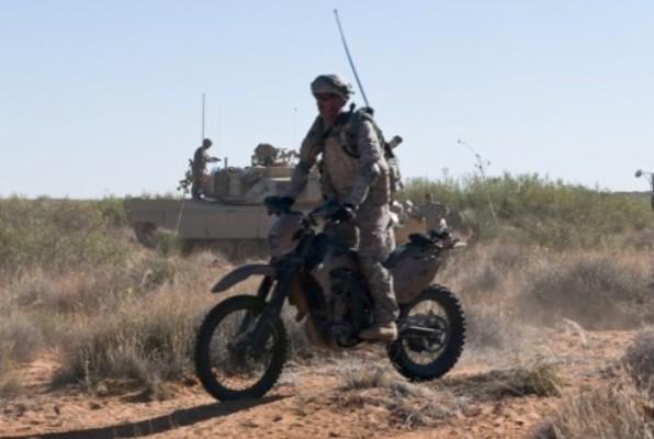 Армии США нужен мотоцикл-невидимка