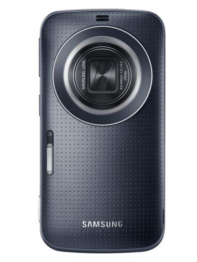 Камерафон Samsung Galaxy K Zoom представлен официально