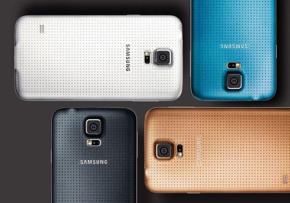Сканер отпечатков пальцев Samsung Galaxy S5 позволит платить через PayPal