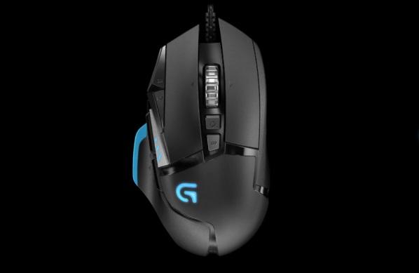 Новая игровая мышь G502 Proteus Core от Logitech