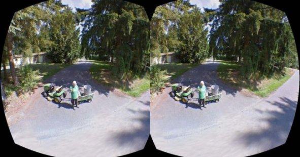 Шлем виртуальной реальности Oculus Rift подарил неизлечимо больной женщине последнюю прогулку