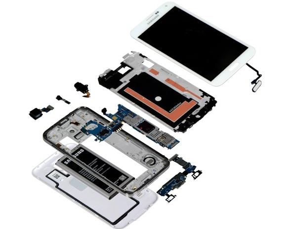 Собрать Samsung Galaxy S5 стоит 256 долларов