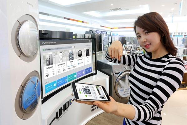 Система Samsung «Умный дом» появится в США и Корее