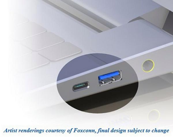 Появились изображения USB-кабеля и порта следующего поколения