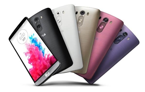 Флагман LG G3 представлен официально: 2К-дисплей, первая в мире камера для смартфона с лазерным автофокусом