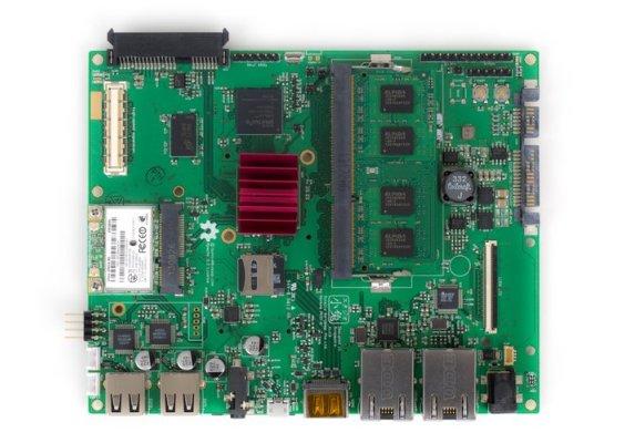 Открытая многофункциональная компьютерная платформа Novena успешно профинансирована