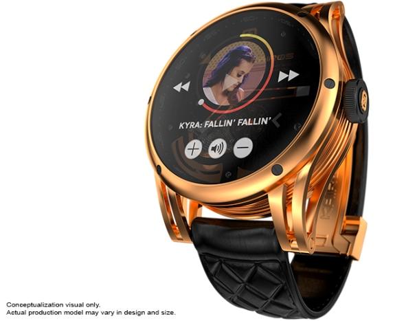 Смарт-часы Kairos – гибрид «умных» и механических часов