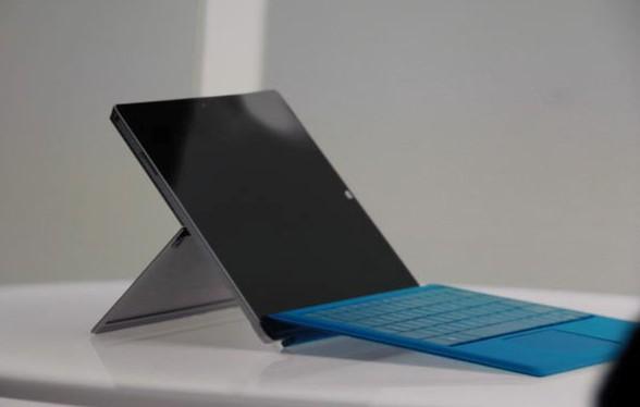 Планшетный компьютер Microsoft Surface Pro 3 представлен официально
