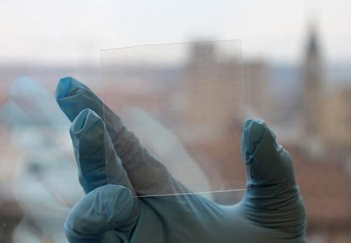 Создана пленка для сенсорных экранов, которая сделает дисплеи небьющимися