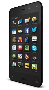 Amazon представила свой смартфон Fire Phone