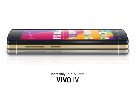 Самый тонкий в мире смартфон BLU VIVO IV поступил в продажу