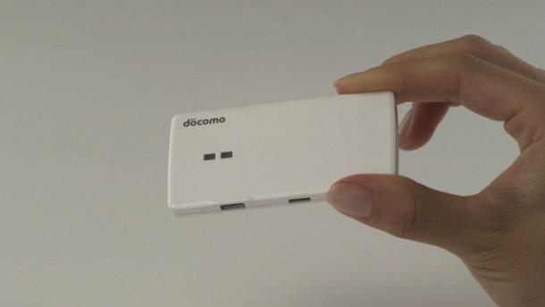 Носимая SIM-карта от NTT Docomo
