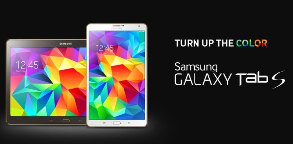 Samsung Galaxy S – тонкие легкие планшетные компьютеры премиум-класса