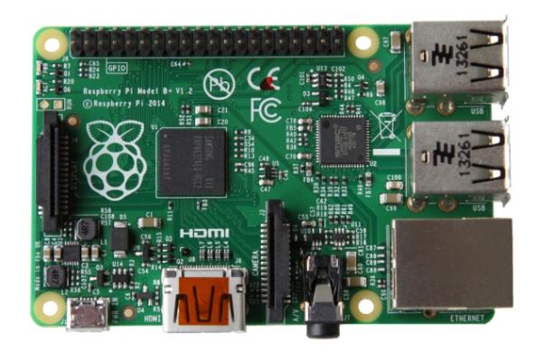 Raspberry Pi Model B+ - улучшенный Raspberry Pi за те же деньги