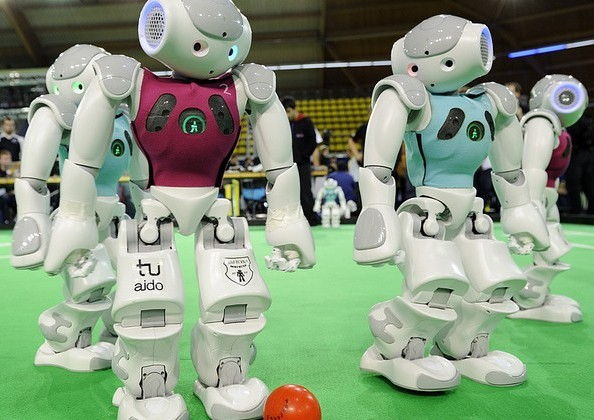 Кубок мира по футболу среди роботов RoboCup 2014 стартует 19 июля в Бразилии