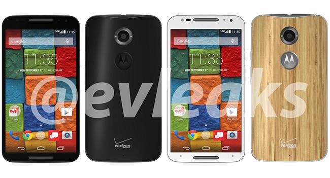Первые данные о смартфоне Motorola Moto X+1