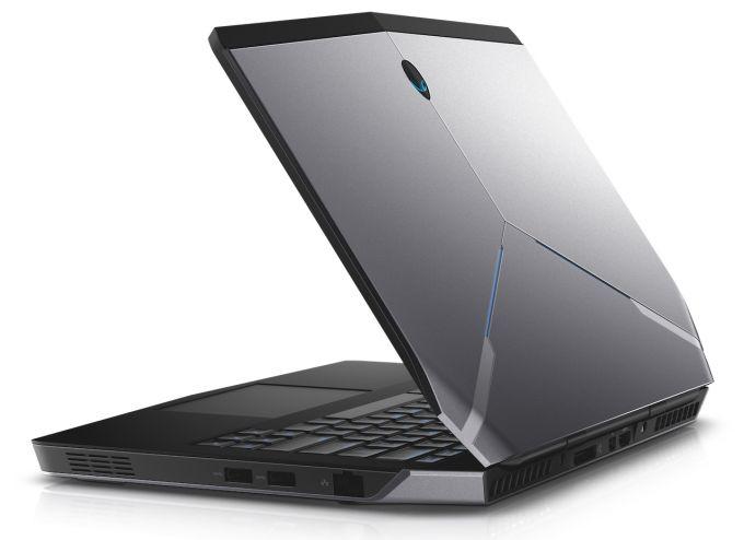 Двухкилограммовый игровой ноутбук Alienware 13