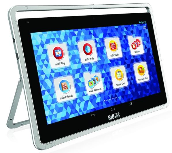 Большие планшетники Fuhu nabi Big Tab HD для детских групп