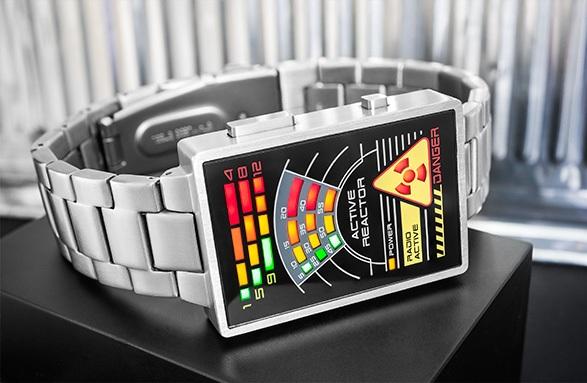 Новые часы для гиков Tokyoflash Kisai Radio Active