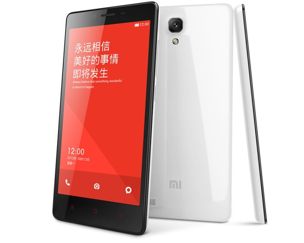 Смартфон Xiaomi Redmi Note 4G с процессором Snapdragon 400