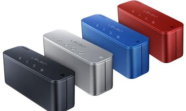 Портативные динамики Samsung Level Box mini – качественный звук и малые размеры