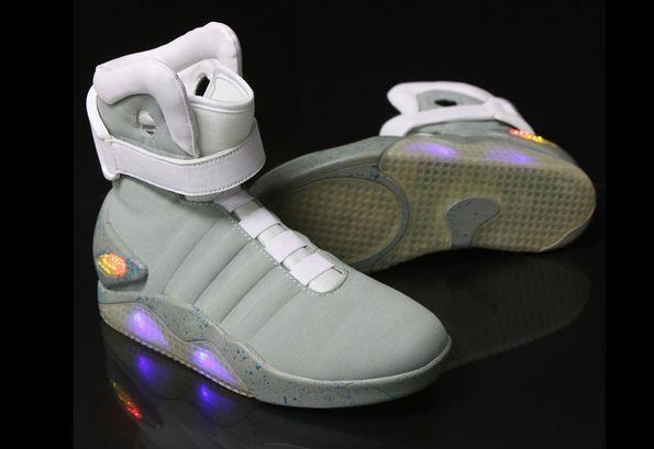 Кроссовки из «Назад в будущее» дешевле 100 долларов
